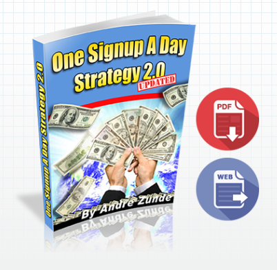 One Signup a Day